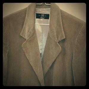 Orvis women's made in the USA corduroy blazer